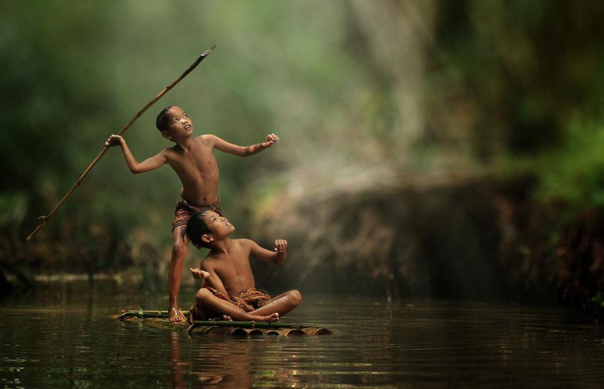 حياة سكان اندونيسيا 14