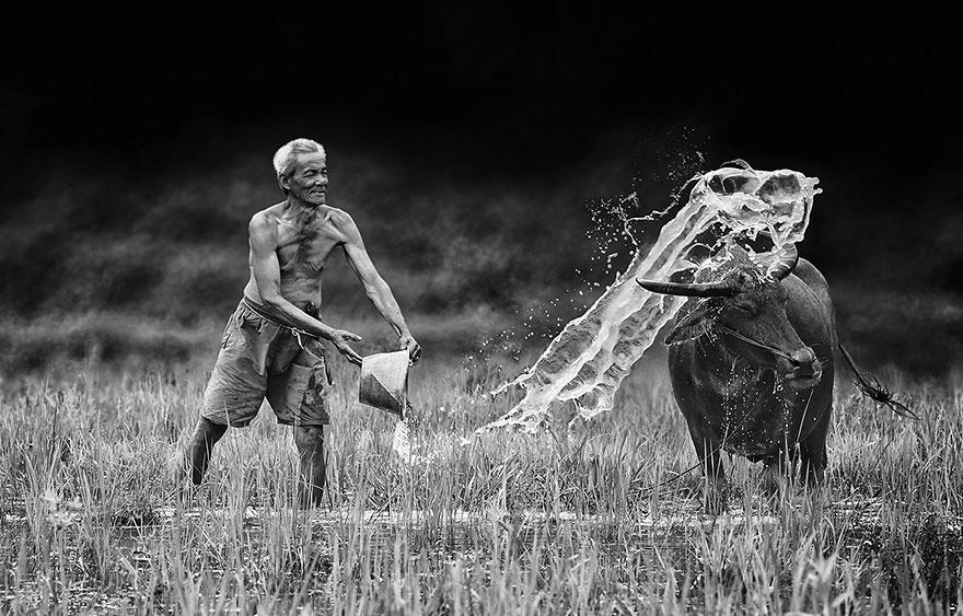 حياة سكان اندونيسيا 5
