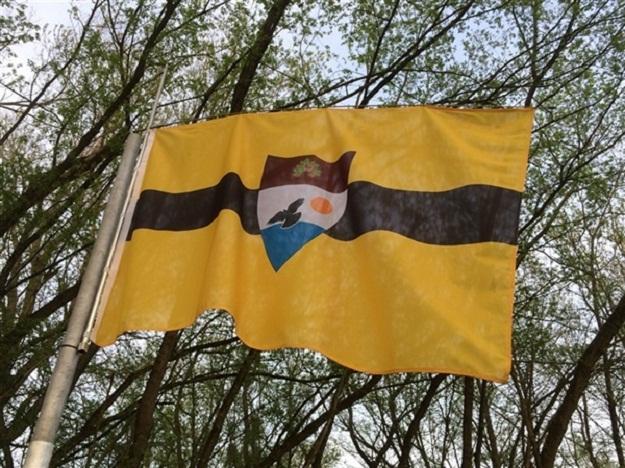 علم الجمهورية الجديدة