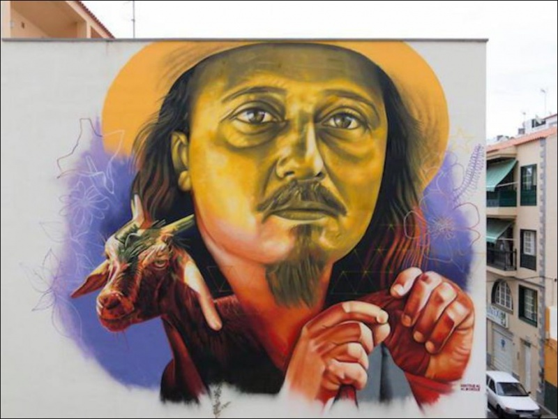 رسم في الشوارع