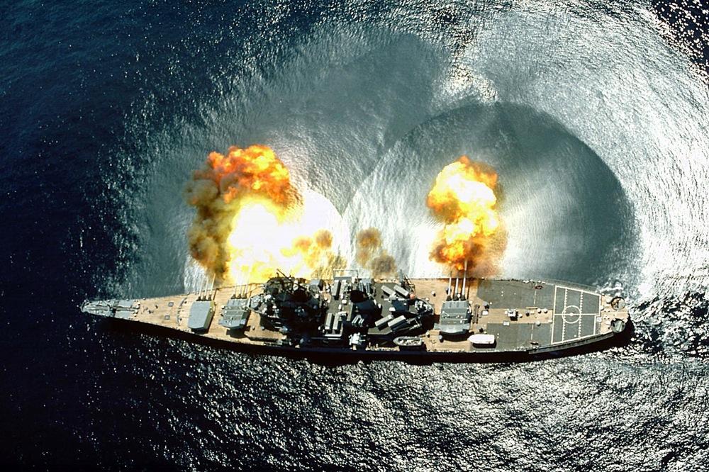 سفينة حربية 2