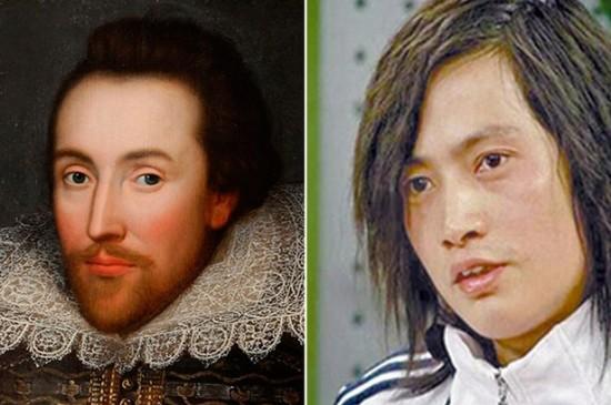 شبه شكسبير