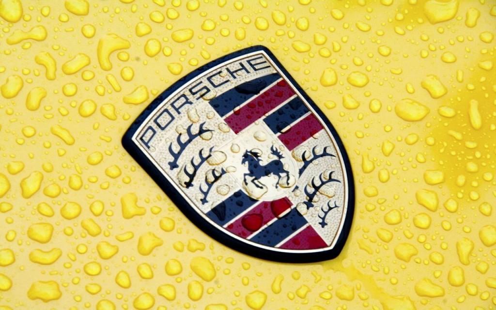 شعار بورشه