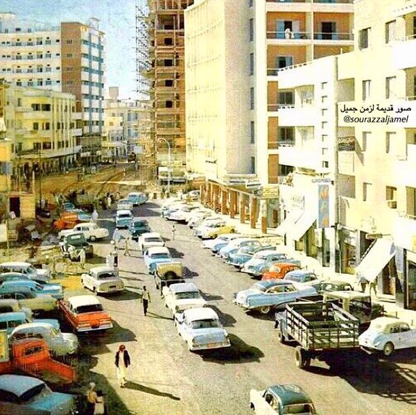 مدينة جدة عام 1387هـ