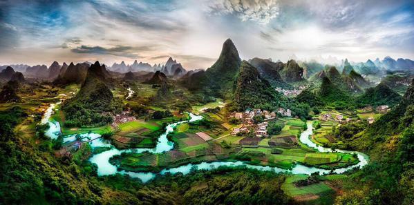 مقاطعة قوانغشي الشمالية في الصين