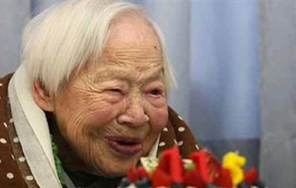 فاة أكبر معمرة في العالم عن عمر يناهز 117 عاما.