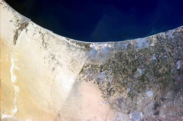الحدود الدولية بين مصر وفلسطين