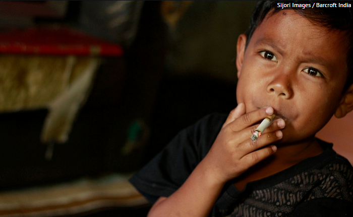 تدخين 16 سيجارة يوميا