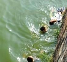 Groom Tries Drowning Himself After Seeing Ugly Bride