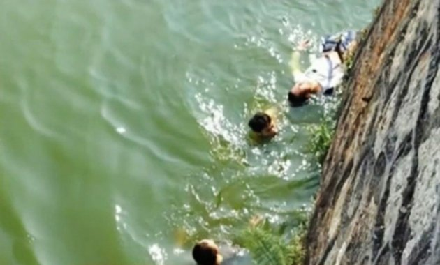 Groom Tries Drowning Himself After Seeing Ugly Bride