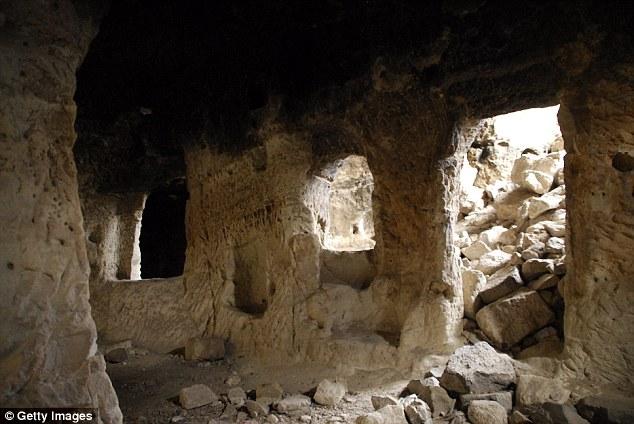 غرفة تاريخية