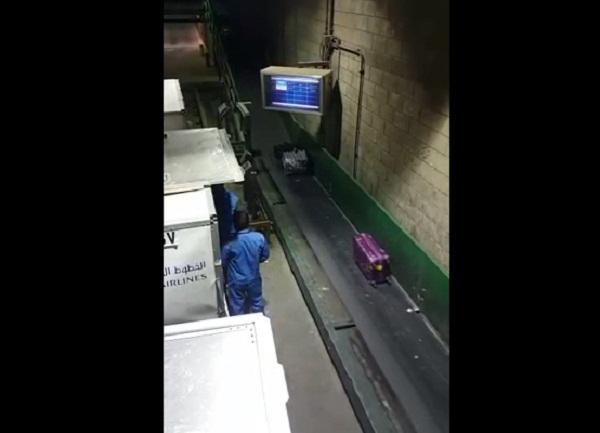 فيديو فضيحة-الخطوط-السعودية