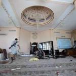 قصر القذافي جولة إخبارية