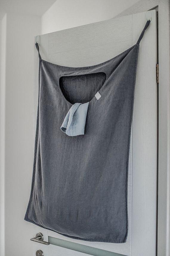 قطعة لتخزين ملابس الغسيل