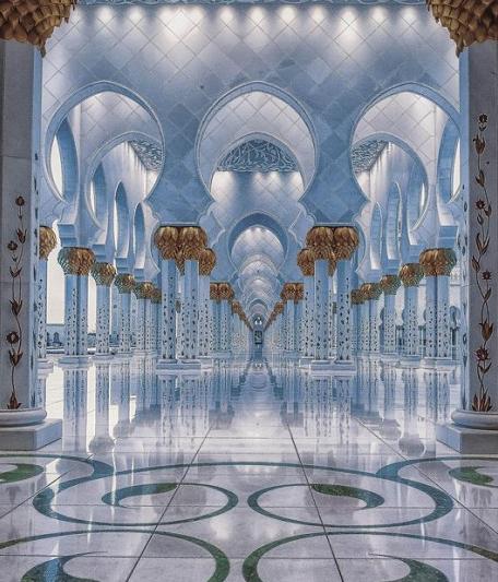 مسجد الشيخ زايد الكبير2