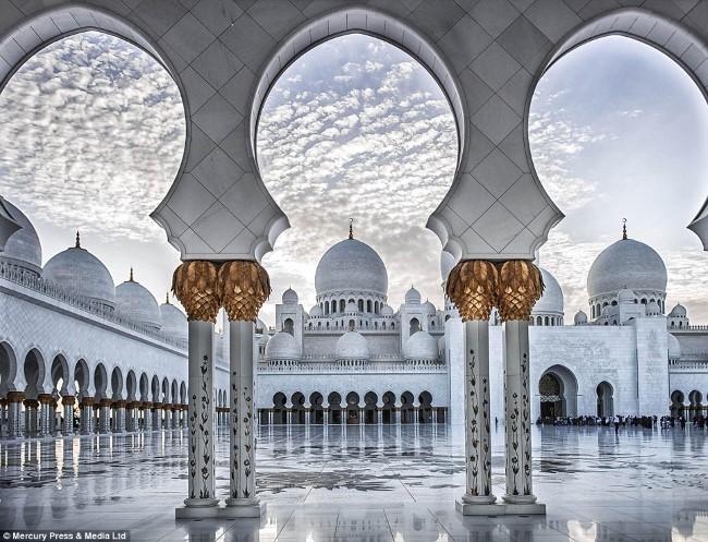 مسجد الشيخ زايد2