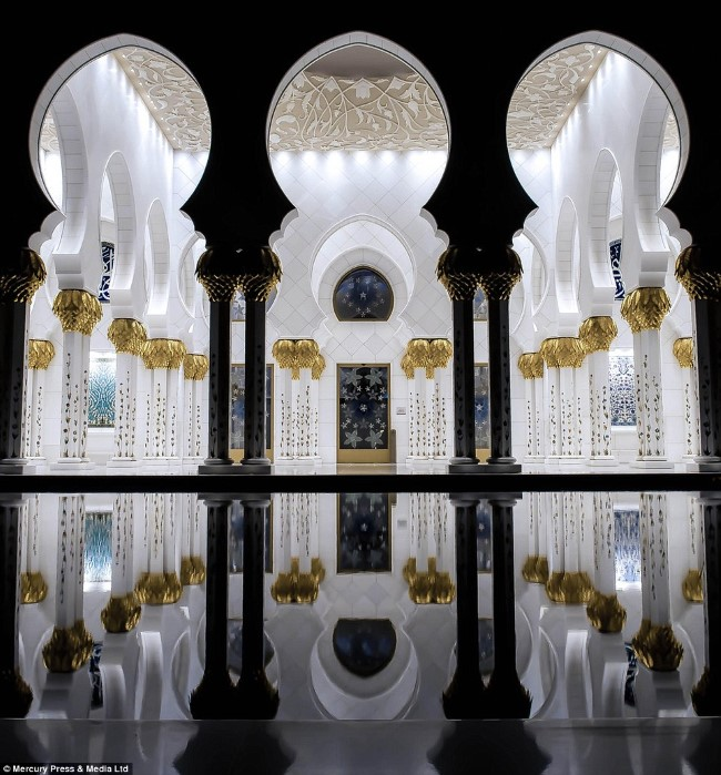 مسجد الشيخ زايد3