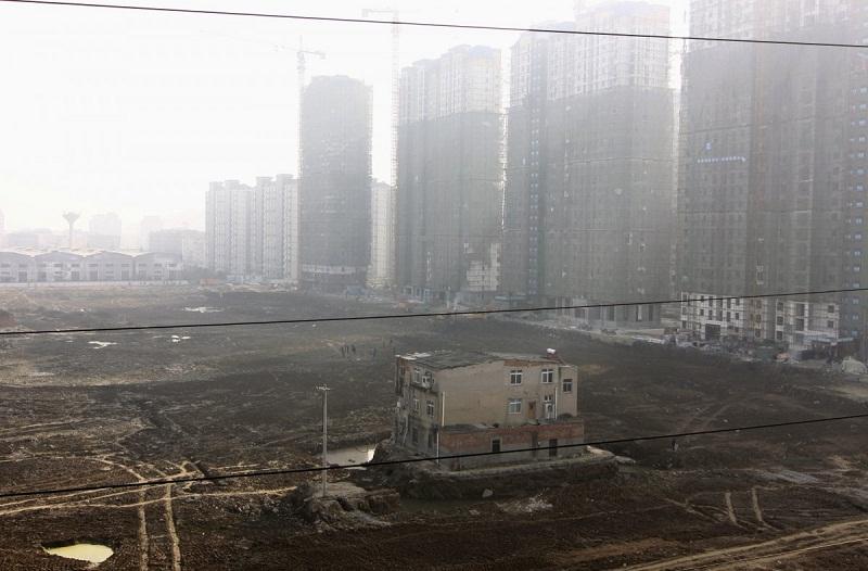 منزل قديم في الصين