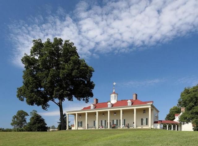 منزل جورج واشنطن