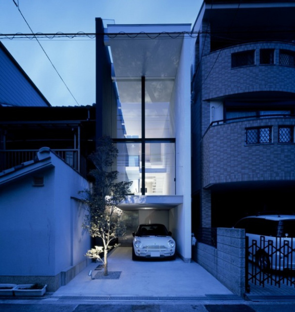 منزل صغير في أوساكا