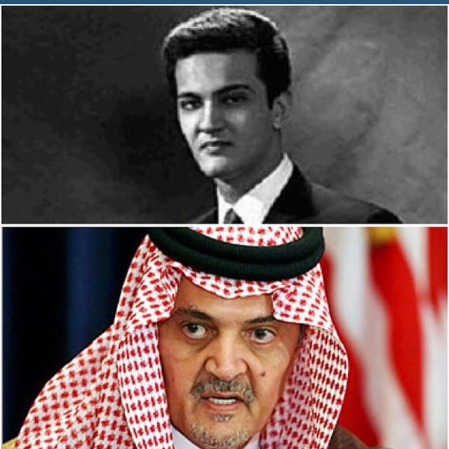 الأمير سعود الفيصل بن عبداالعزيز
