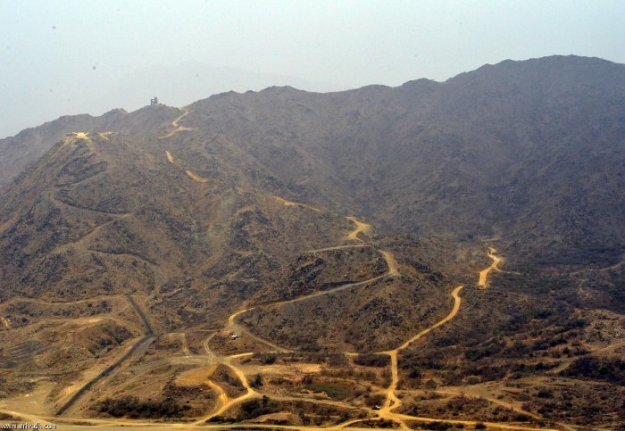 صور: مرابطو الشريط الحدودي في منطقة جازان