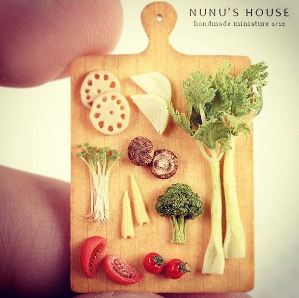 أطباق الطعام الأصغر في العالم