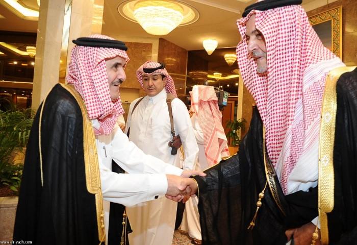 سعود الفيصل ما بين الحاضر والماضي