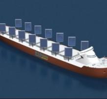 فيديو: سفن حديثة توفر الوقود و تستغل الرياح