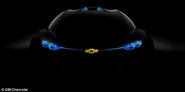 سيارة Chevrolet FNR المستقبلية
