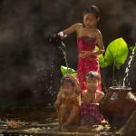حياة سكان إندونيسيا