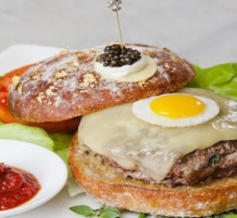 Most Expensive Burger Sandwiches