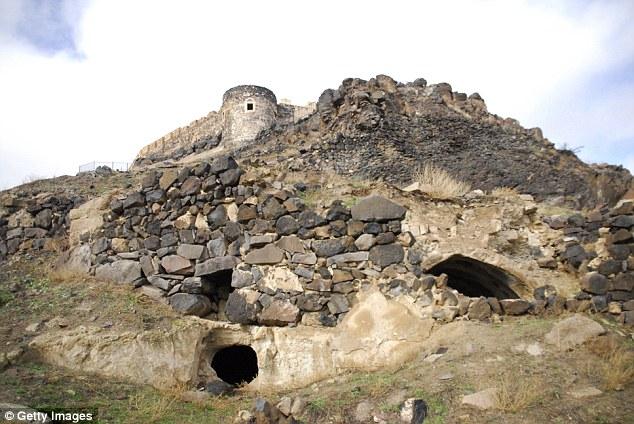 Nevşehir fortress
