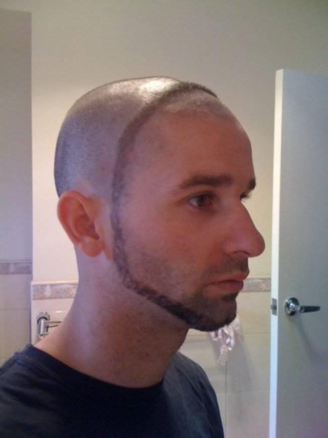 Strange Hairstyle 12