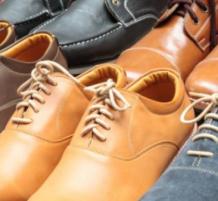 تطور صناعة الأحذية