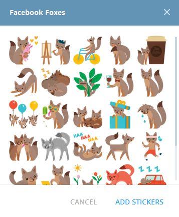 facebooks foxes