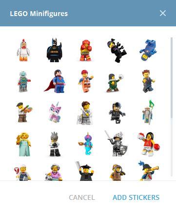 LEGOMinifigures