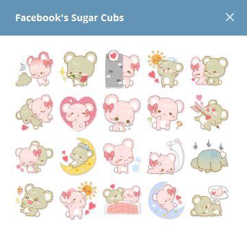 facebook sugarcubs