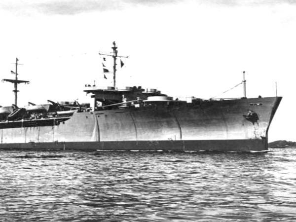 السفينة أس أس أورانج ميدان