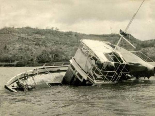 السفينة أم في جويتا