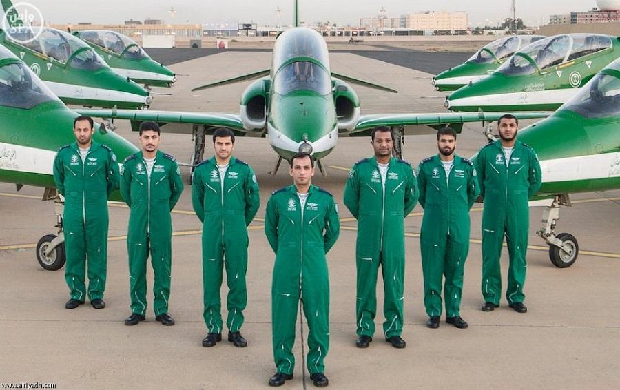 فريق صقور السعودية