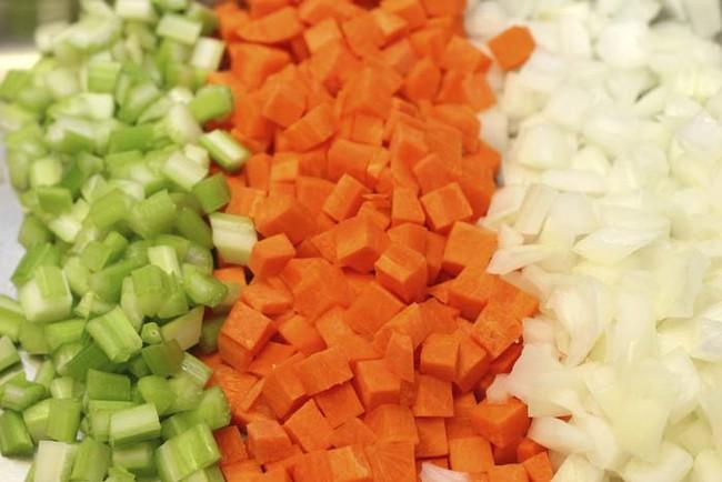 تخزين الخضروات