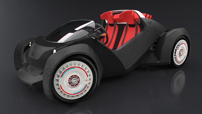 تقنية الطباعة ثلاثية الأبعاد و صناعة السيارات