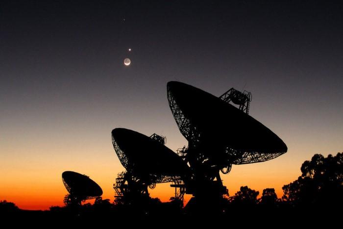 تلسكوب أستراليا