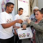 توزيع وجبات مجانية وهدايا مميزة لعملاء سوا من STC