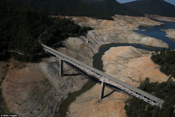 جفاف كاليفورنيا2