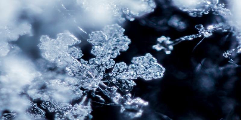 البلورات الثلجية