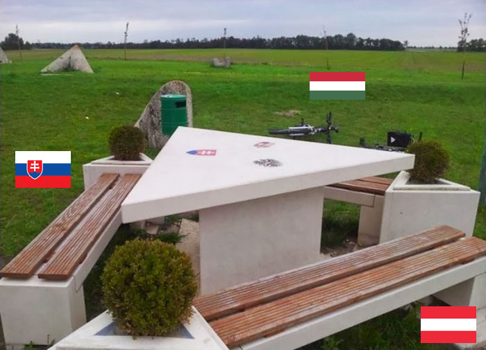 حدود النمسا