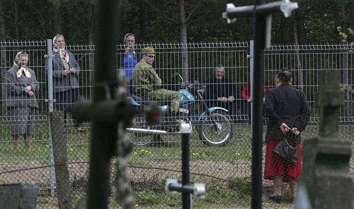 حدود روسيا البيضاء