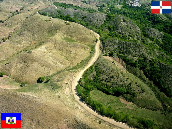 حدود هايتي